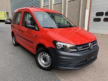 2017 VW Caddy 1.4 TSI UPROSZCZONA PROCEDURA KREDYTOWA