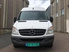 2012 Mercedes-Benz Sprinter 316CDI 163HK Automat,