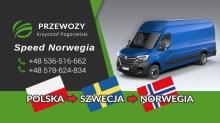 Transport -Polska(Białystok)-Norwegia