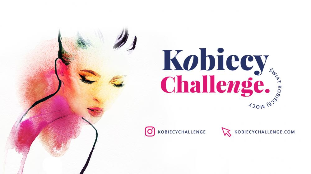 """Zbuduj swoją markę z """"Kobiecym Challengem""""!"""