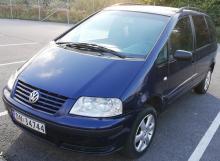VW SHARAN 1.9 116KM