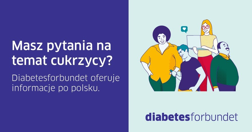 Dowiedz się więcej na temat cukrzycy!