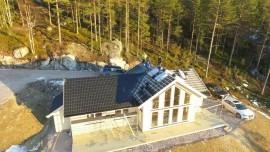 Stolarze przy projektach w całej Norwegii