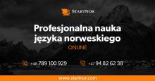 Nauczyciel j. norweskiego z długoletnim stażem - zajęcia ONLINE: indywidualne i grupowe.
