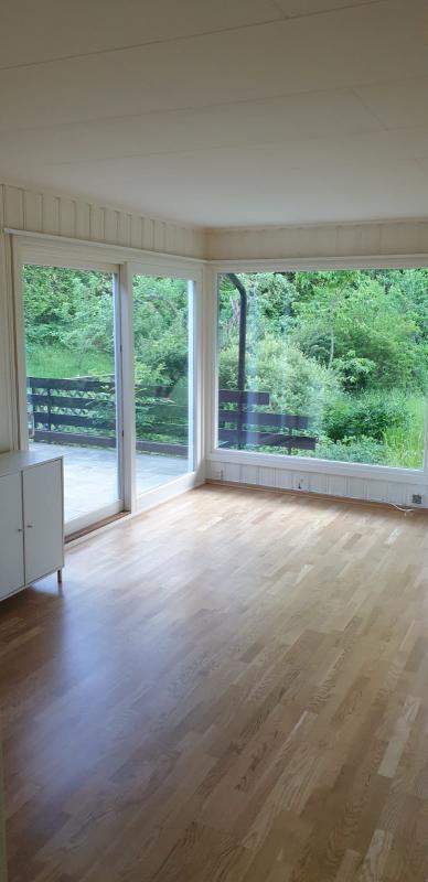 Pokoje jednoosobowe w słonecznym domu,  Hovik